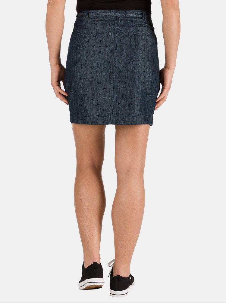 Tmavě modrá sukně SAM 73