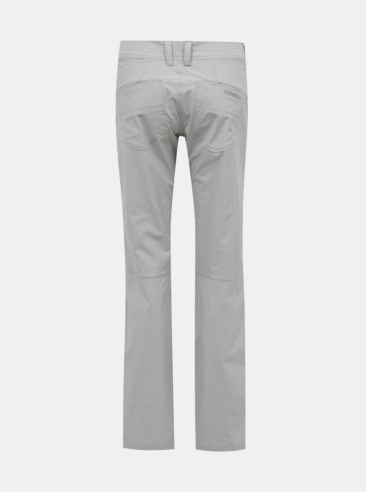 Pantaloni si pantaloni scurti  pentru femei Hannah - gri deschis
