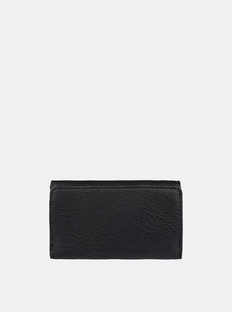 Čierna peňaženka Roxy