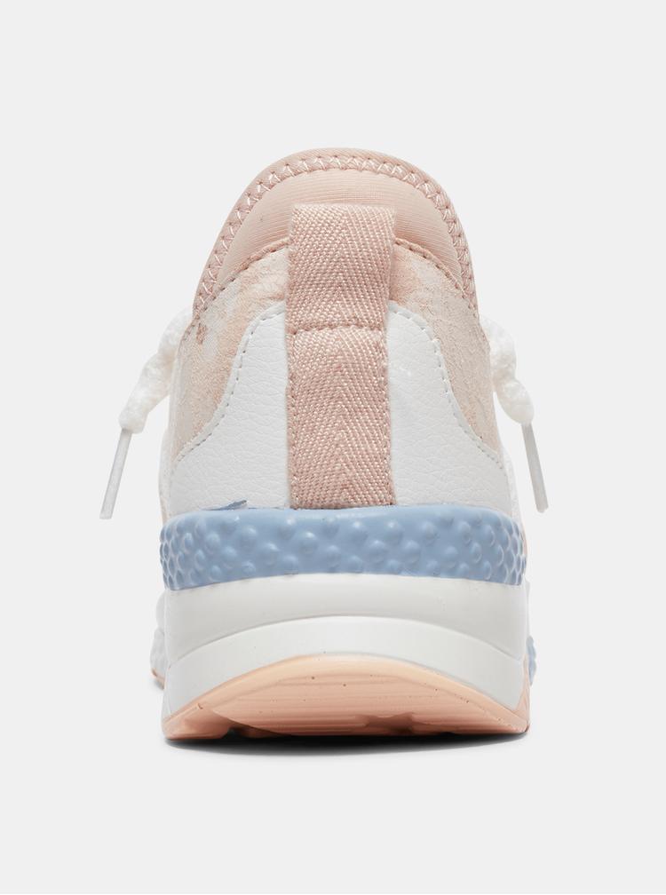 Ružové tenisky Roxy