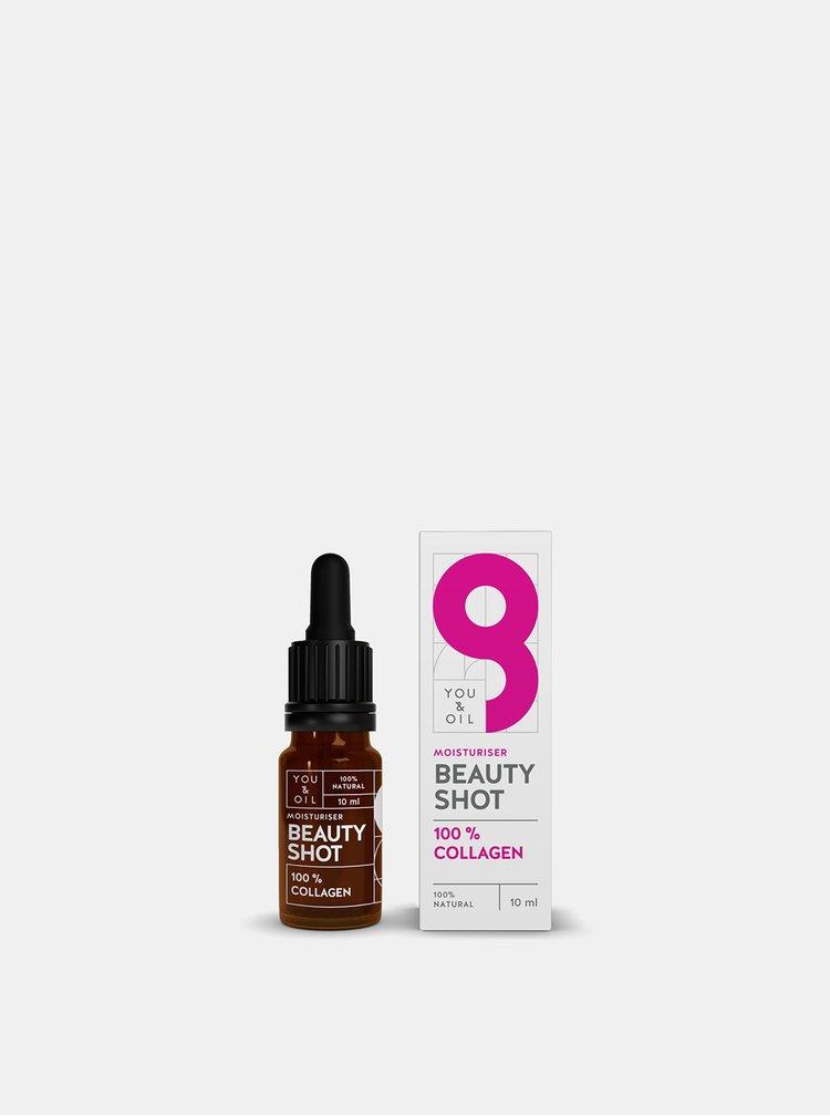 Pleťové sérum Beauty Shot 100% Kolagen 10 ml You & Oil