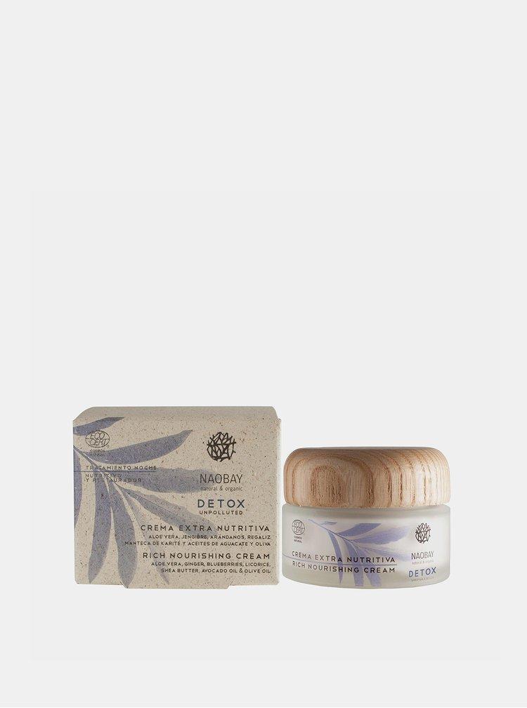 Bohatý výživný pleťový krém 50 ml Naobay