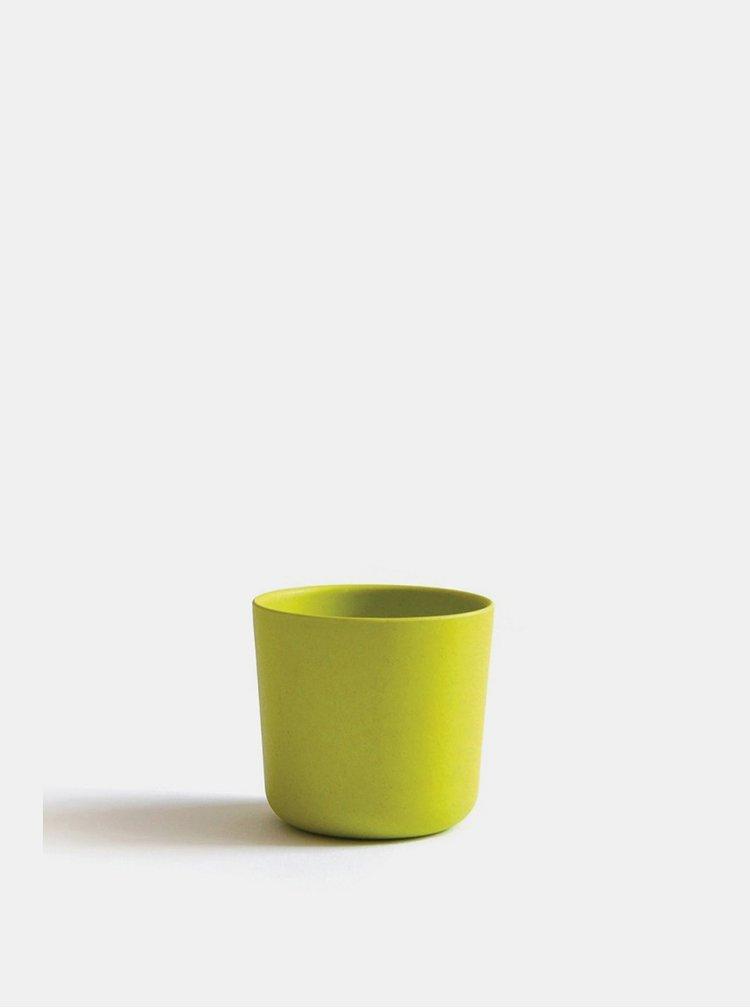 Světle zelený dětský kelímek 200 ml Ekobo