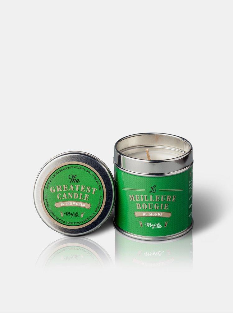 Vonná svíčka v plechovce - mojito 200 g The Greatest Candle In The World