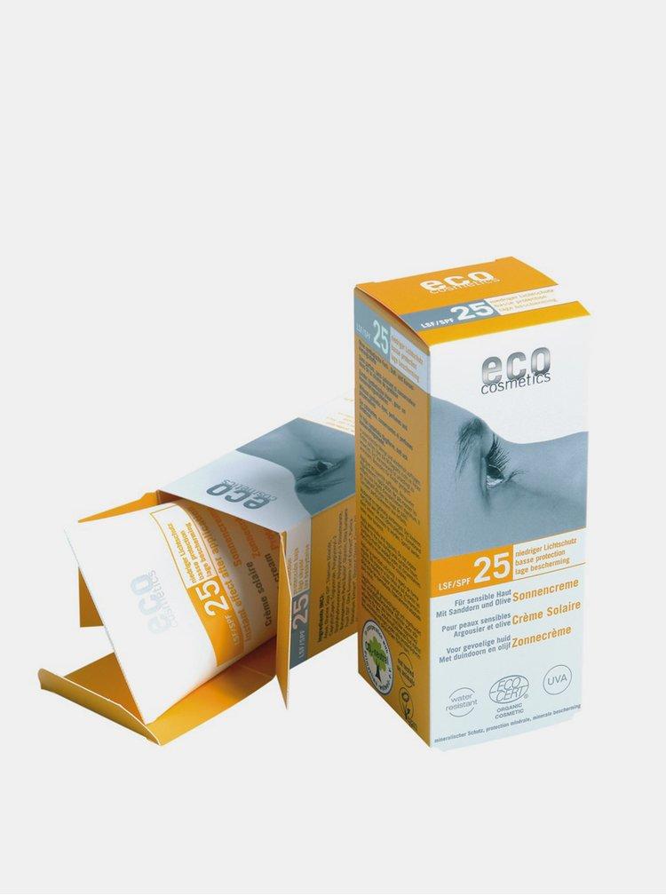 Opalovací krém SPF 25 BIO 75 ml Eco Cosmetics