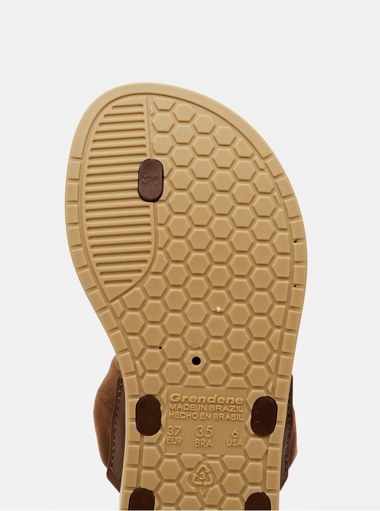 Sandale pentru femei Zaxy - maro