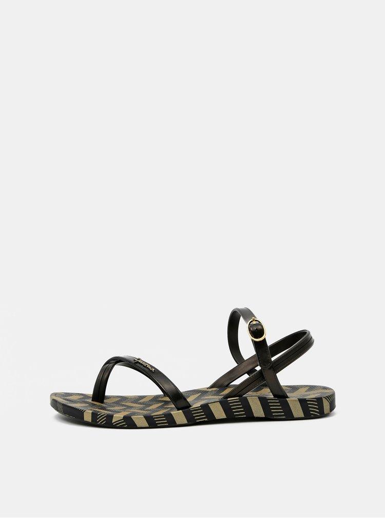 Černé dámské sandály Ipanema