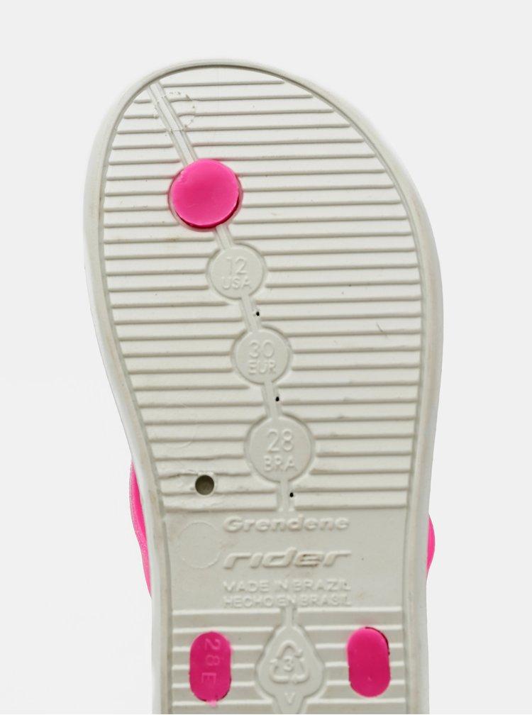 Rider - alb, roz