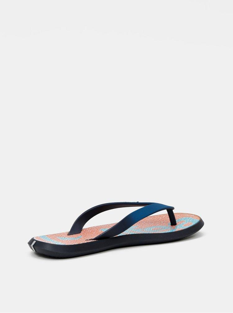 Sandale si slapi pentru barbati Rider - albastru