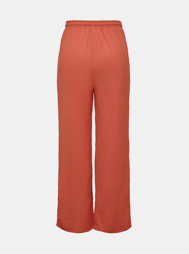 Cihlové kalhoty ONLY