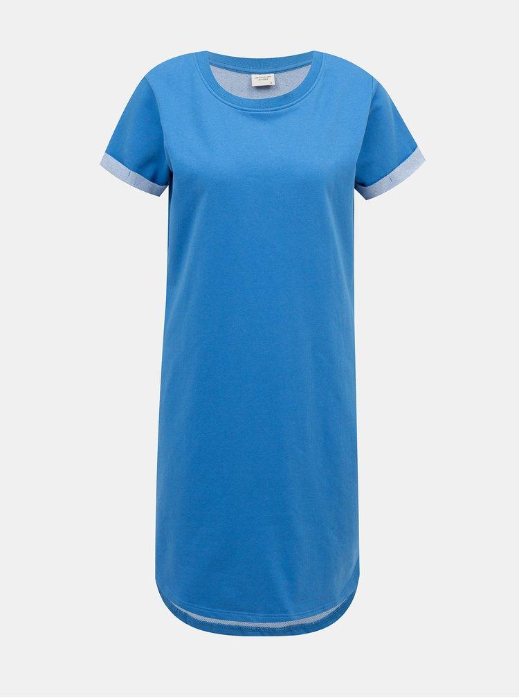 Modré basic šaty Jacqueline de Yong