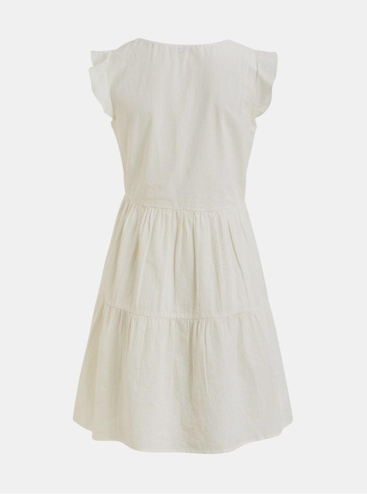 Bílé šaty VILA