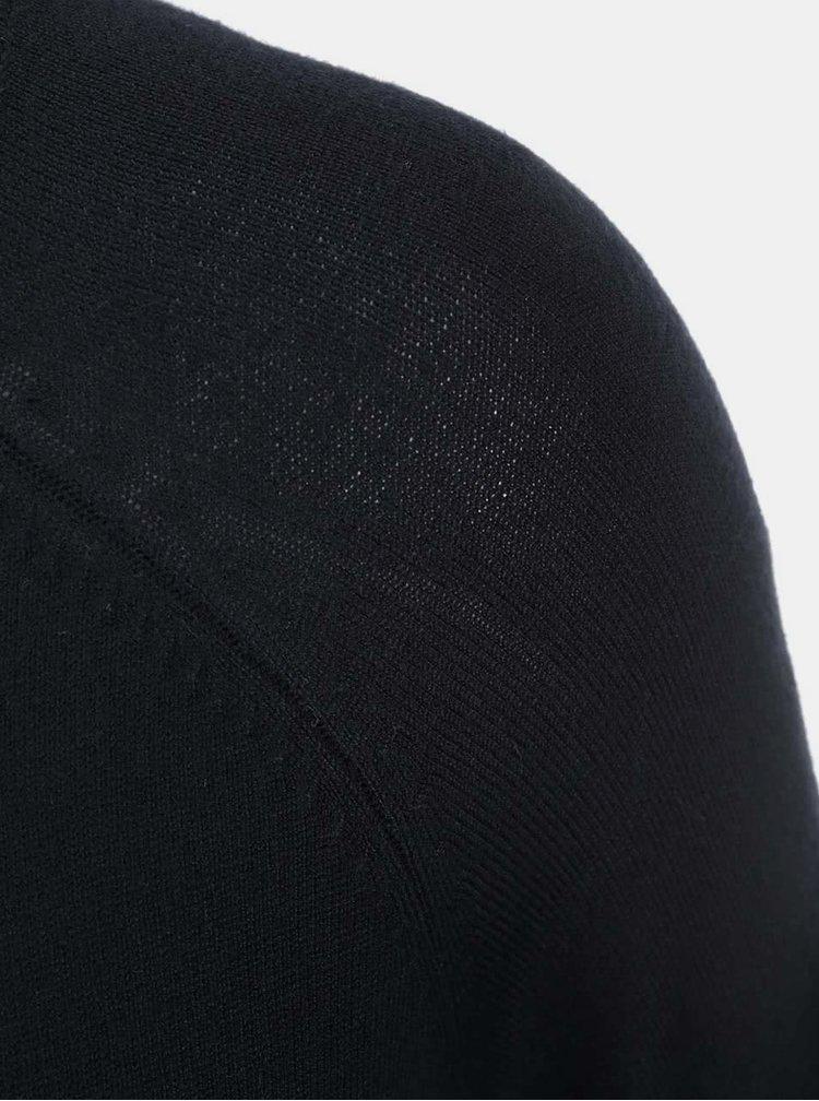 Pulover negru lung ONLY Mila