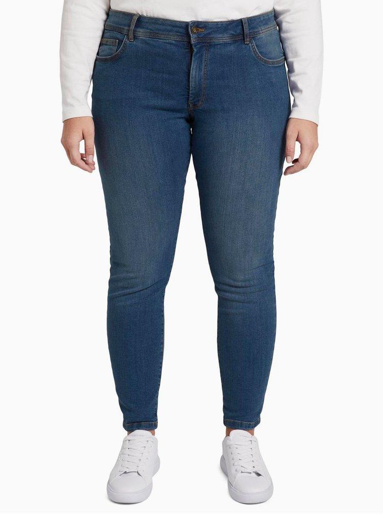 Modré dámské skinny fit džíny My True Me Tom Tailor