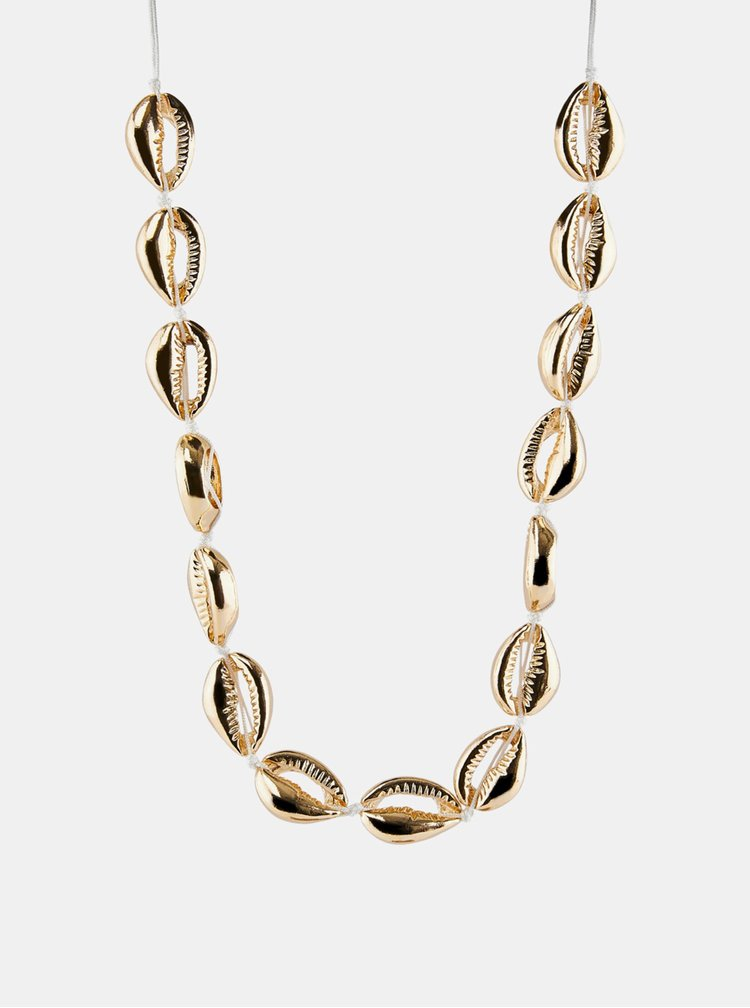 Coliere si pandantive pentru femei Pieces - auriu