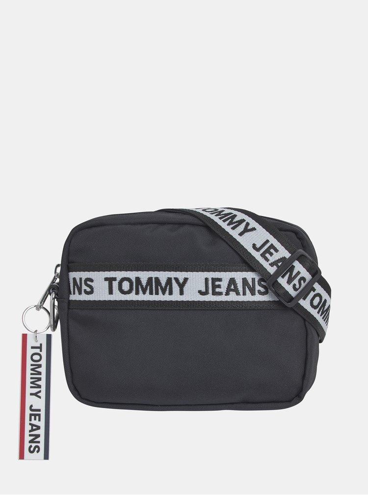 Černá dámská crossbody taška Tommy Hilfiger