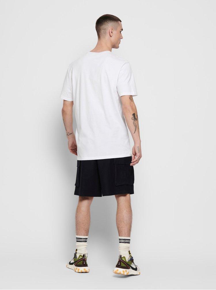 Biele tričko ONLY & SONS Kuba