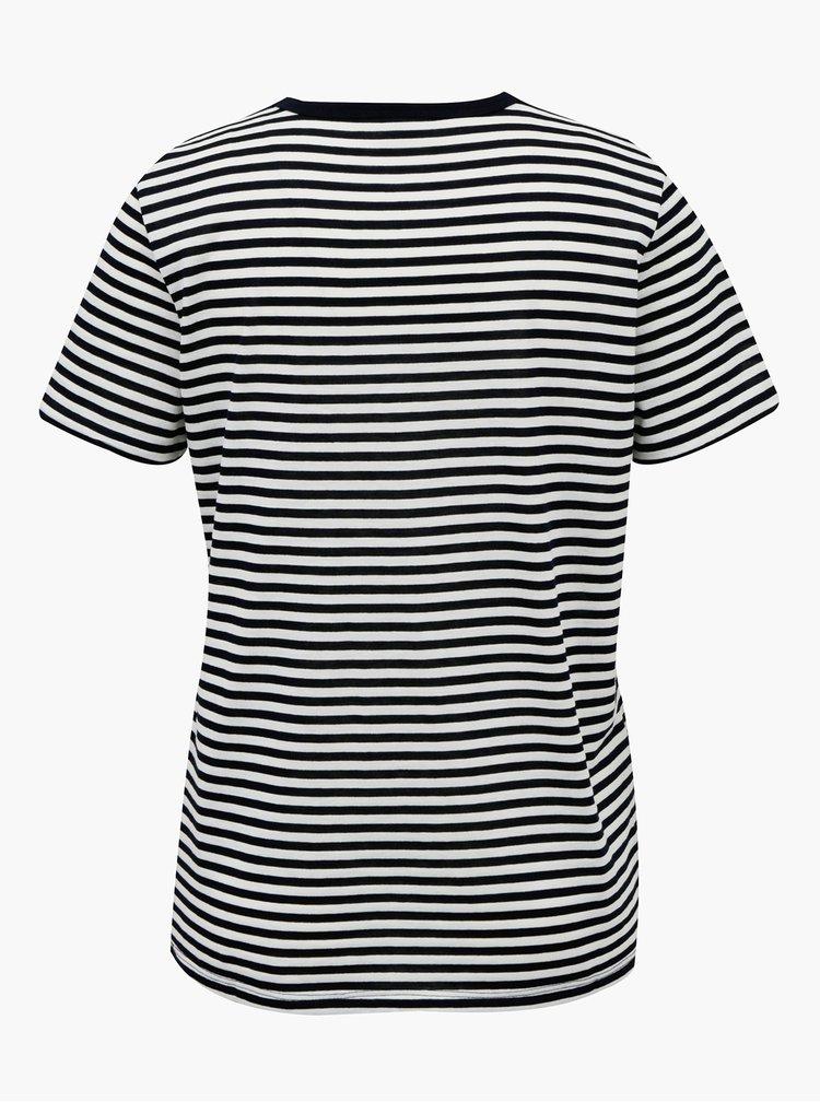 Tricouri pentru femei Jacqueline de Yong - albastru inchis