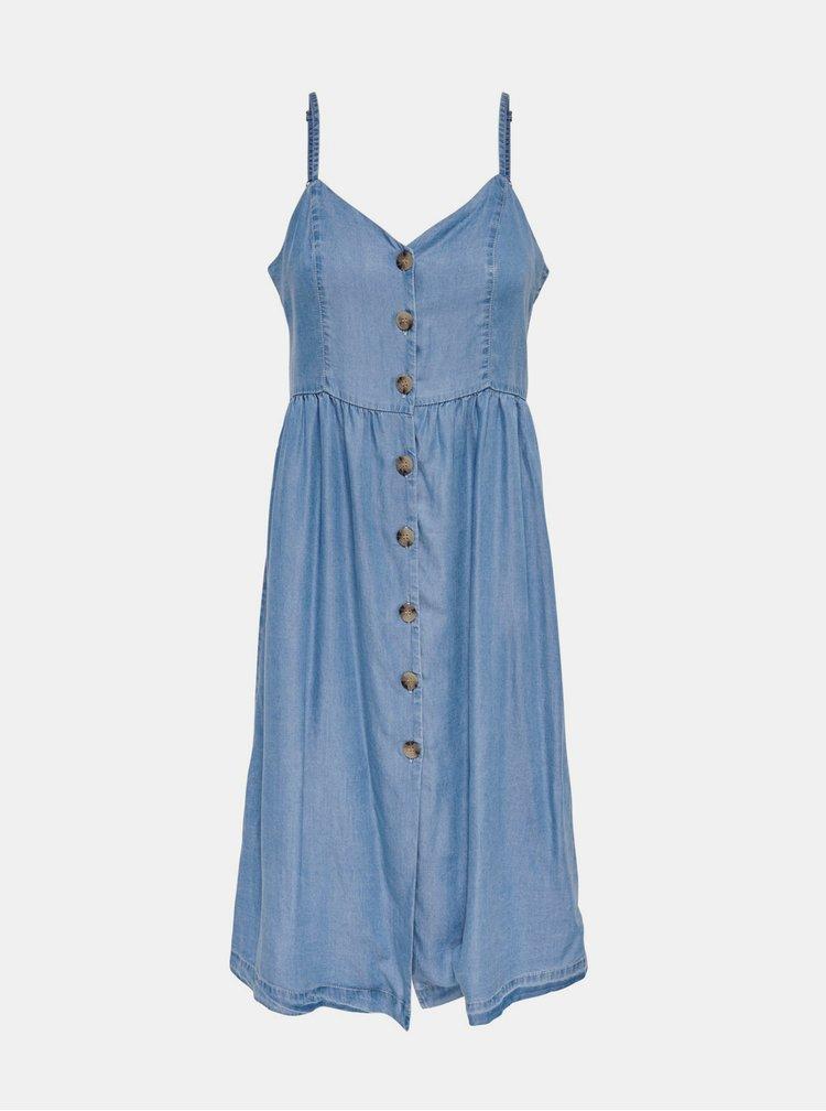 Rochii casual pentru femei ONLY - albastru deschis