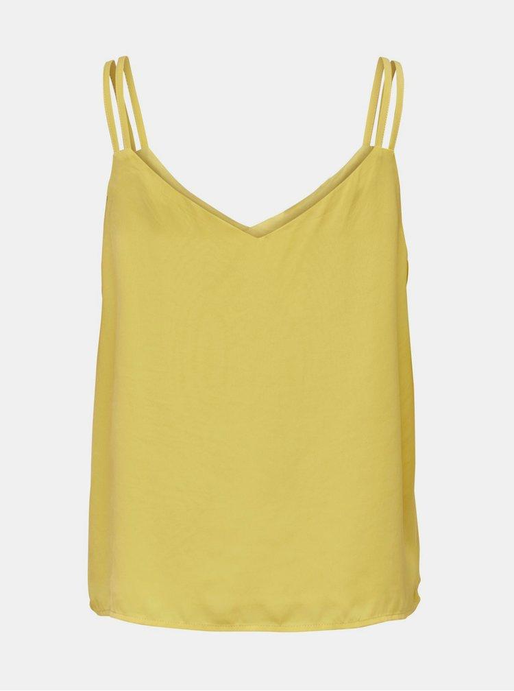 Topuri pentru femei ONLY - galben