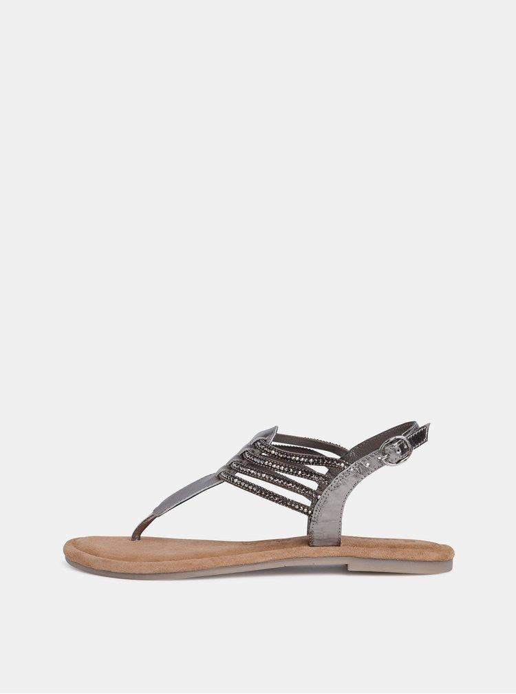 Sandale pentru femei Tamaris - argintiu