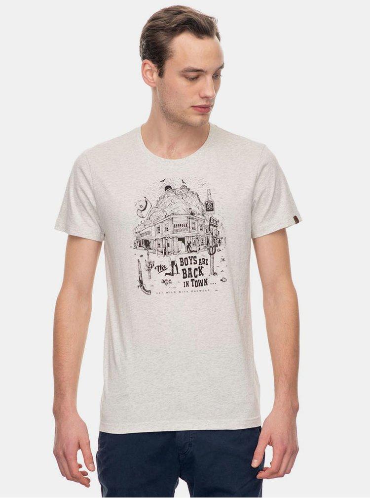 Tricouri pentru barbati Ragwear - crem