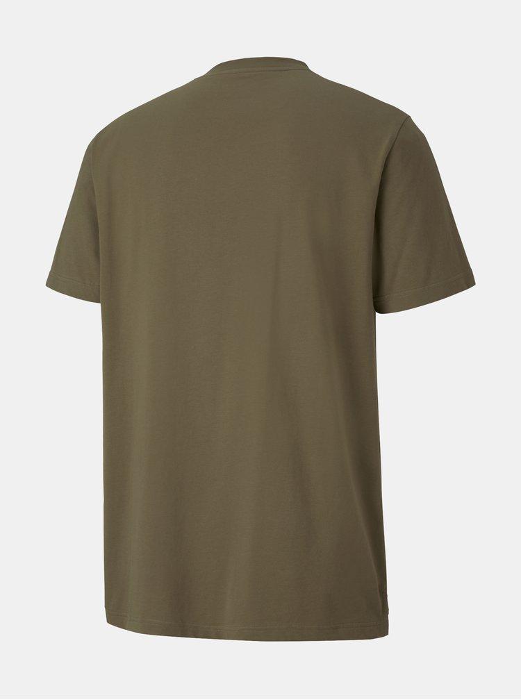 Tricouri si bluze pentru barbati Puma - kaki