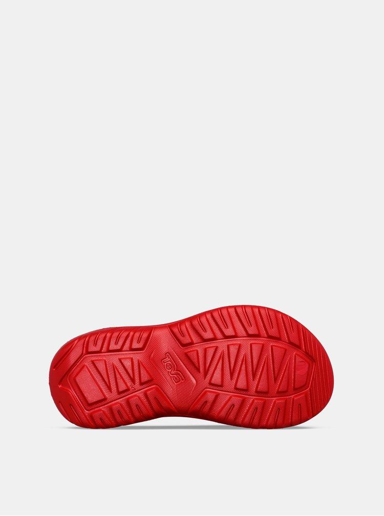 Červené dámské sandály Teva Hurricane