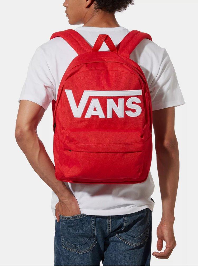 Červený batoh VANS 22 l