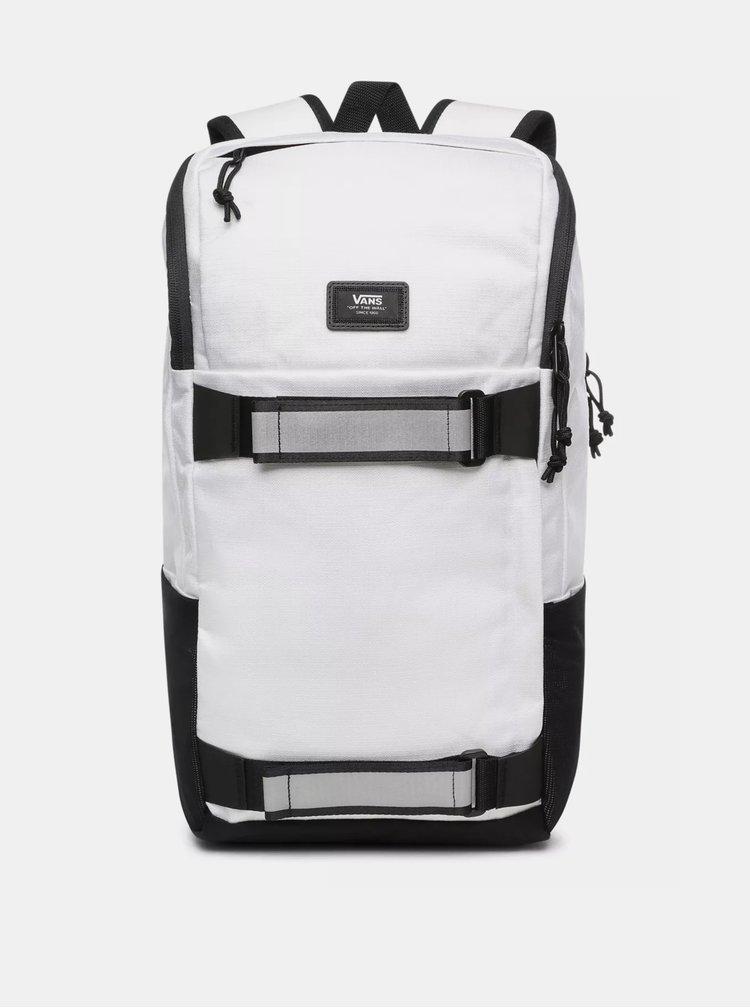 Bílý batoh VANS 23 l
