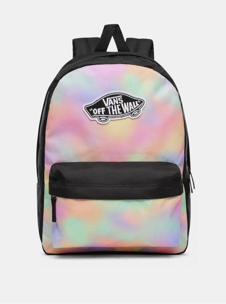 Růžový batoh VANS 22 l
