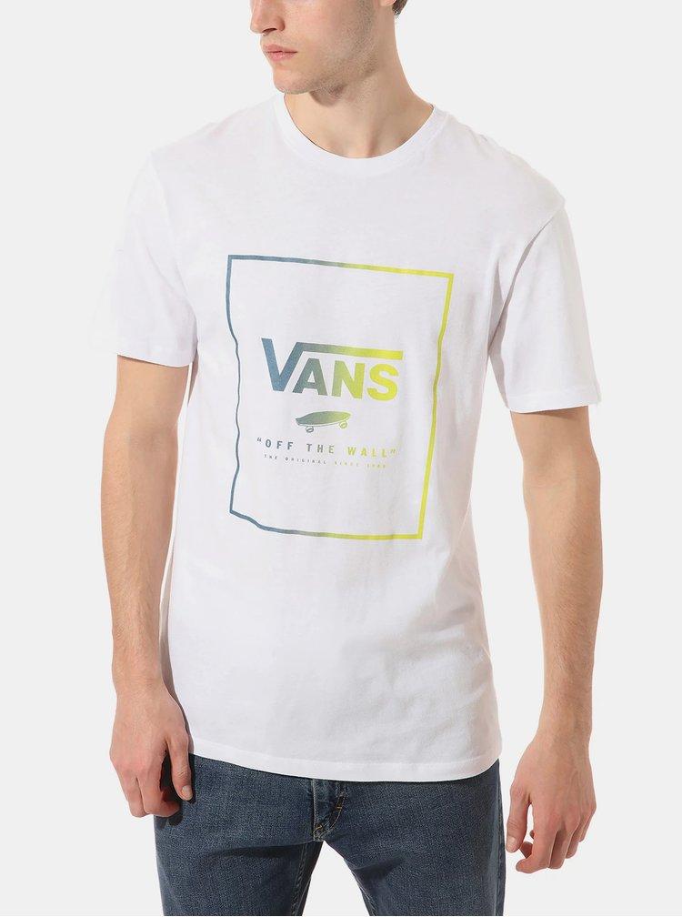 Bílé pánské tričko VANS
