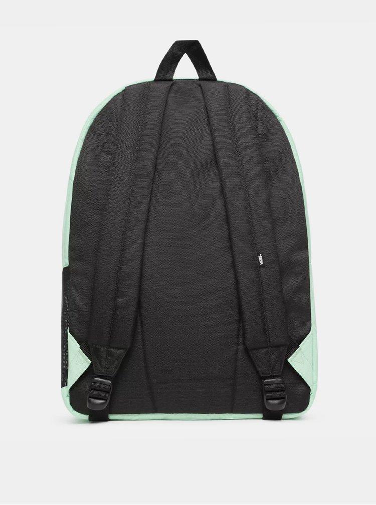Světle zelený batoh VANS 30 l