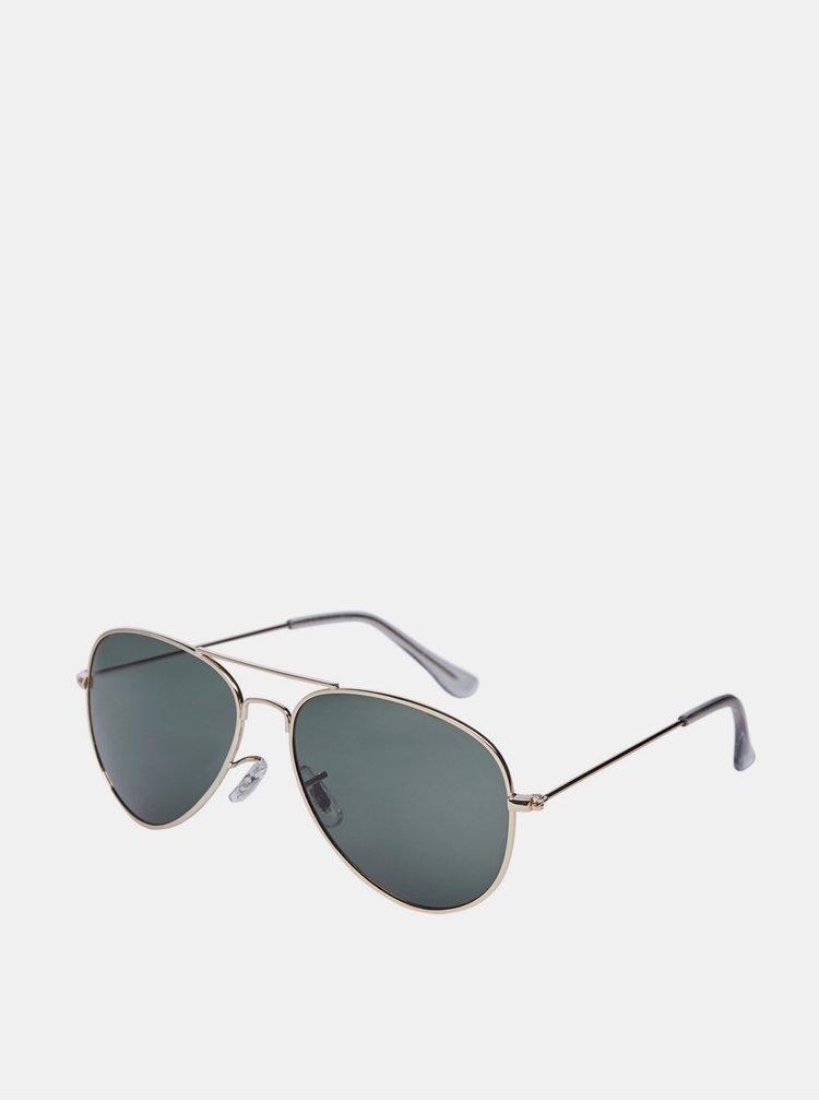 Ochelari de soare pentru barbati Jack & Jones - auriu