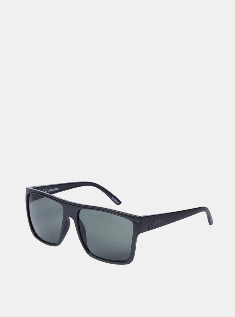 Ochelari de soare pentru barbati Jack & Jones - negru