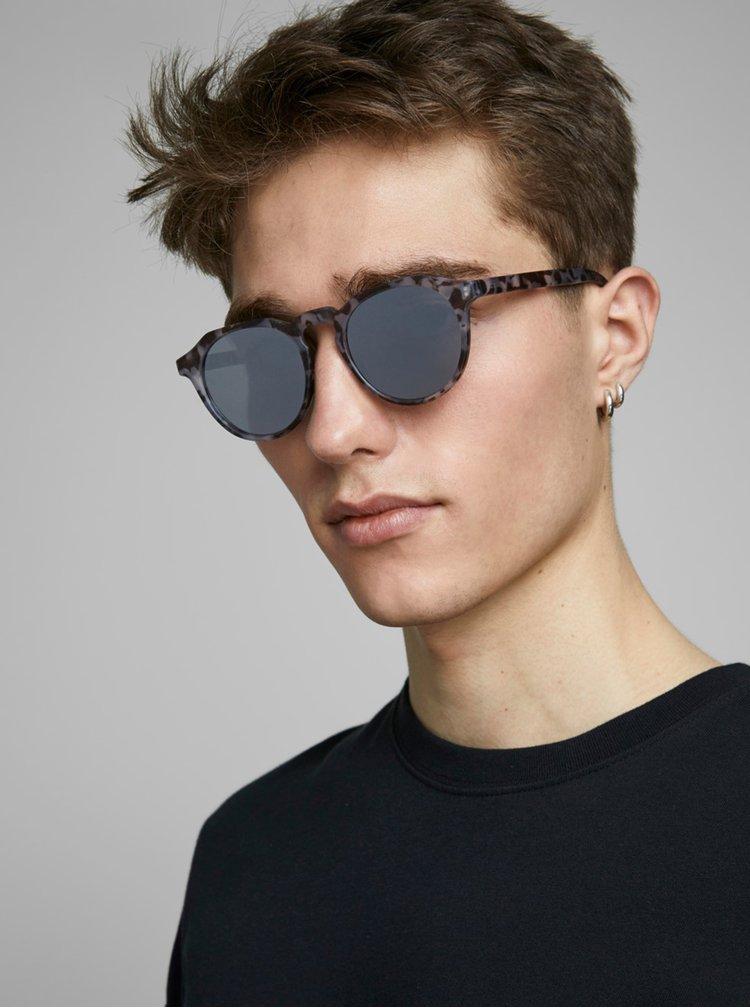 Ochelari de soare pentru barbati Jack & Jones - gri