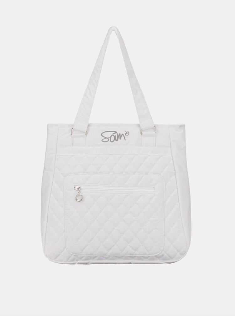 Bílá dámská taška SAM 73