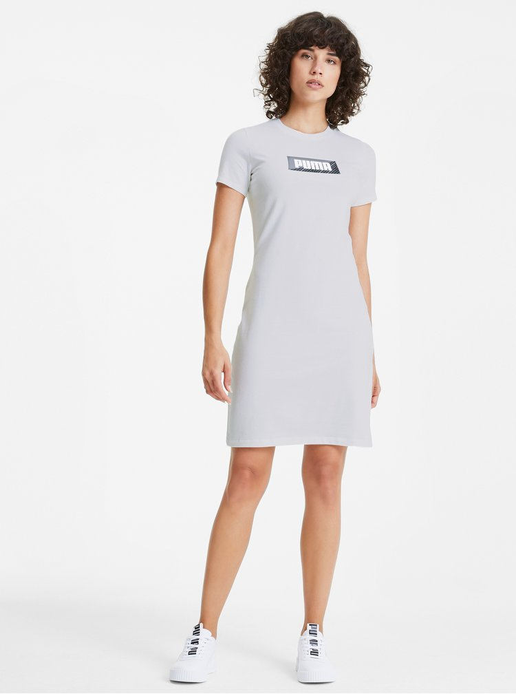 Bílé šaty Puma