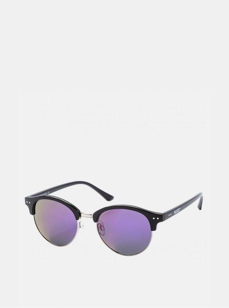 Černé dámské sluneční brýle NUGGET Sherrie