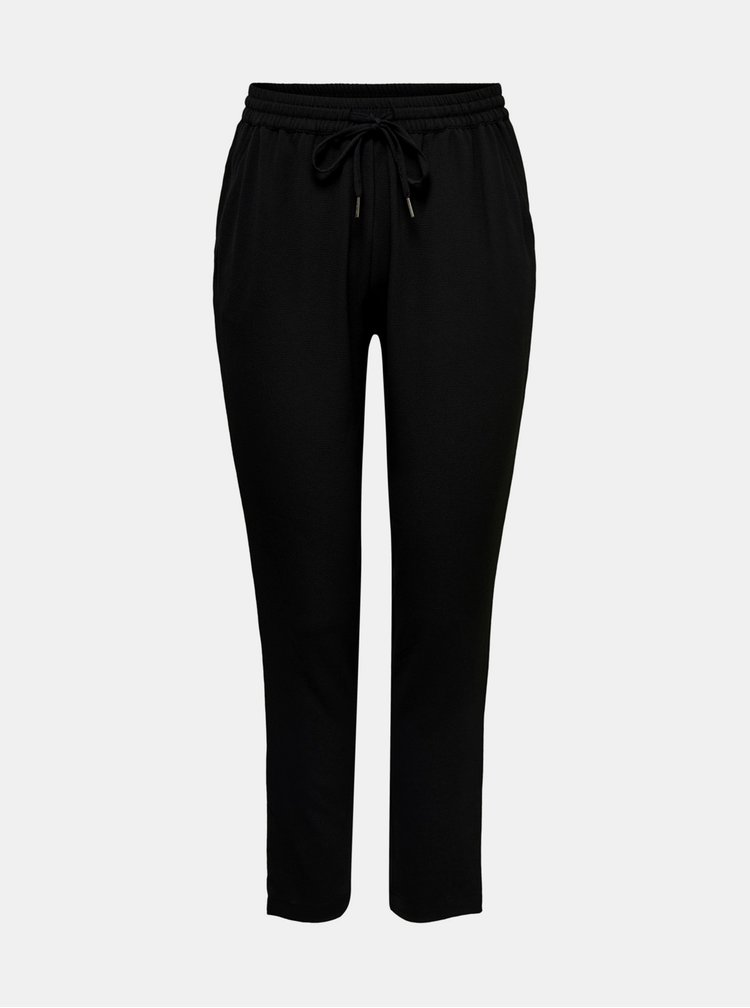 Černé kalhoty ONLY Nova