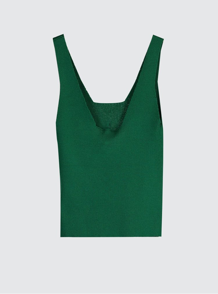 Zelené tílko Trendyol