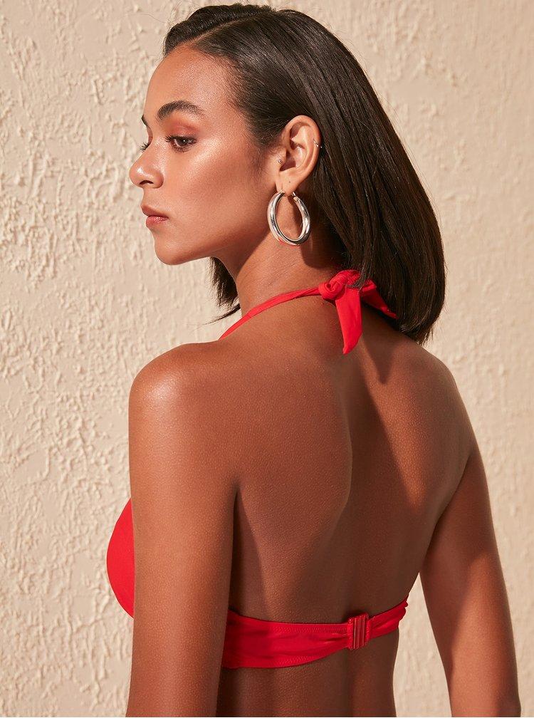 Bikini pentru femei Trendyol - rosu