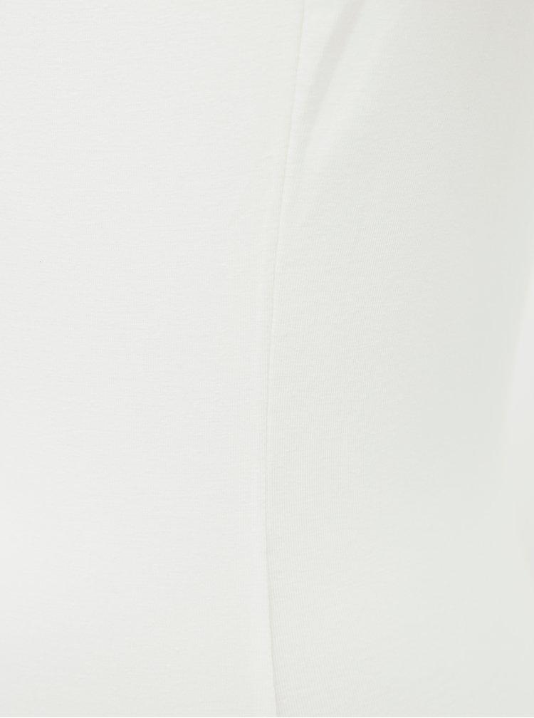 Topuri si tricouri pentru femei VERO MODA - alb