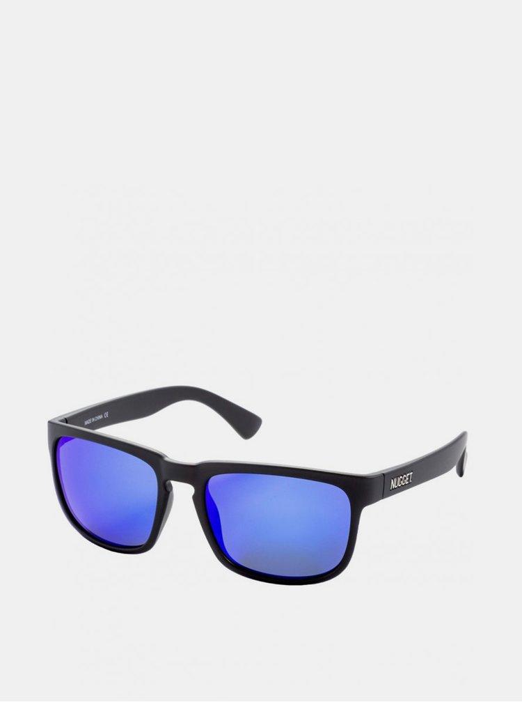 Ochelari de soare pentru barbati NUGGET - negru