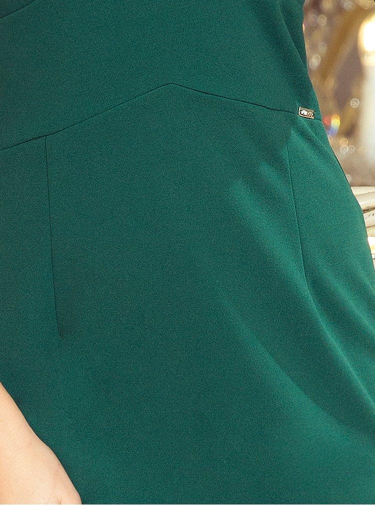 Rochii de seara pentru femei numoco - verde