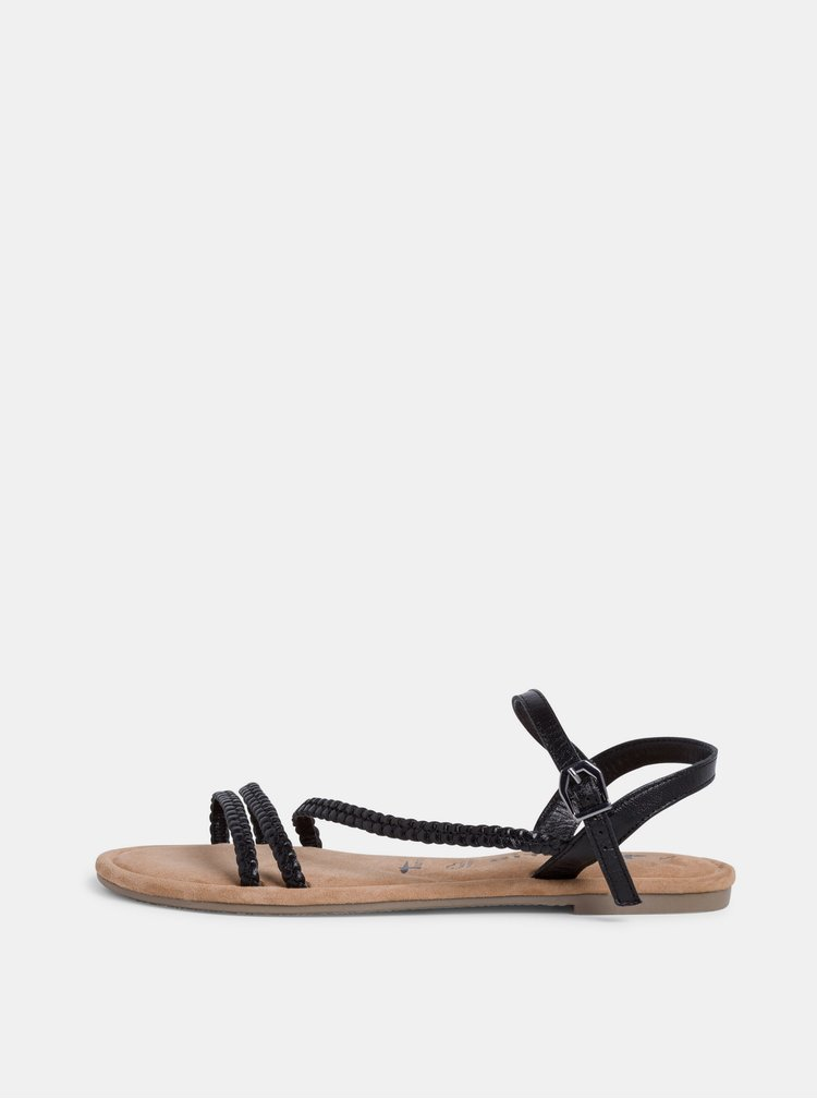 Sandale pentru femei Tamaris - negru