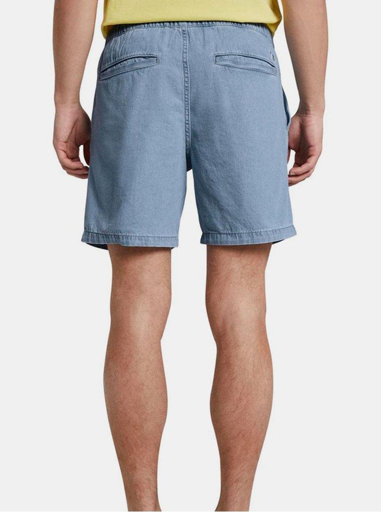 Pantaloni scurti pentru barbati Tom Tailor Denim - albastru