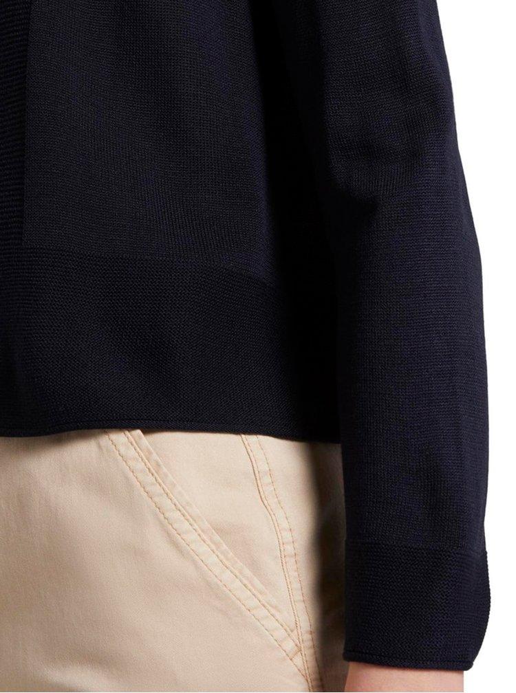 Pulovere pentru femei Tom Tailor - albastru inchis