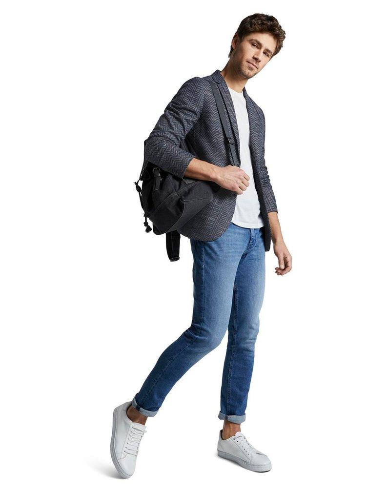 Sacouri pentru barbati Tom Tailor - albastru inchis