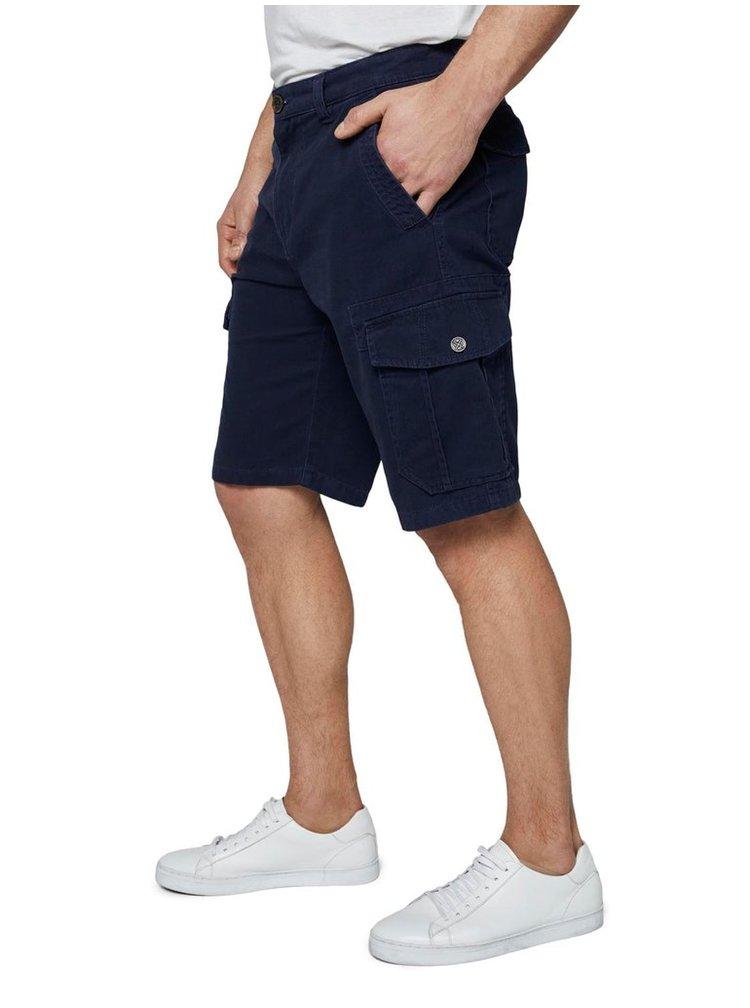 Pantaloni scurti pentru barbati Tom Tailor - albastru inchis